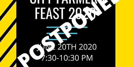 City Farmers Feast 2020 tickets
