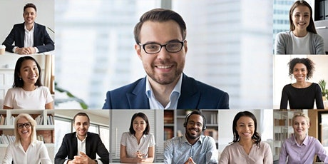 Virtual Speed Networking for Business Professionals   Long Beach tickets