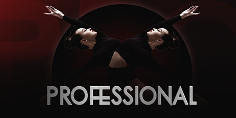 Professional Program - June/July 29th, 1st, 2nd tickets