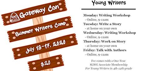 Gateway Con Summer Writers Camp biglietti