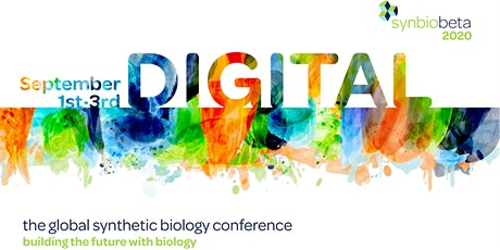 SynBioBeta 2020 - The Global Synthetic Biology Con tickets