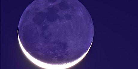 Yoga:  Learn Chandra Namaskar D, Classical Moon Salutation D, Live on ZOOM tickets