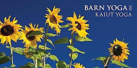 Kaiut Yoga Basic Concepts Talk and Q & A tickets