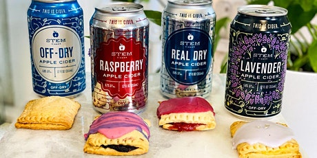 To-Go Cider & Sides : Sugar Bakeshop & Coffee Shop and Stem Ciders tickets
