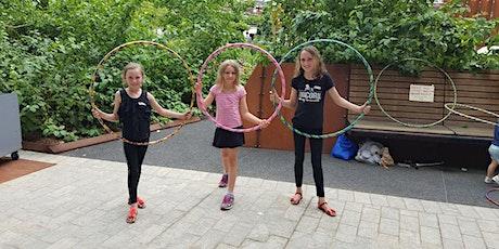Make 'n' Play Hula Hoops tickets