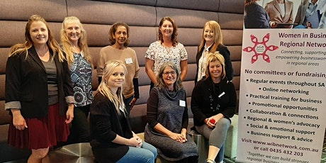 Clare lunch - Women in Business Regional Network - Wednesday 8/7/2020 tickets