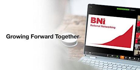 BNI Edge Networking Event (Online) tickets
