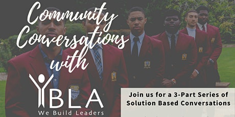 Community Conversations with YBLA tickets