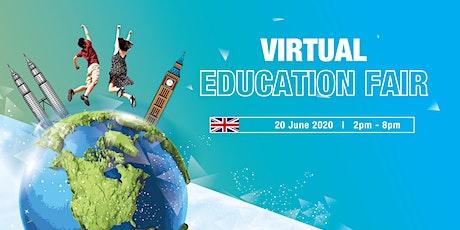 Study in UK Virtual Education Fair June 2020 tickets