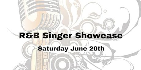 R&B Singer Showcase tickets