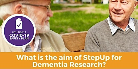 Step Up for Dementia Research Webinar (Call  for Research Participants) tickets