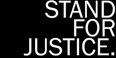 Stand for justice tickets