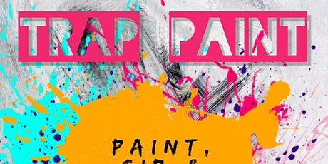 Trap Paint: A Virtual Paint Party tickets