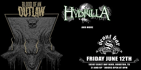 Blood of an Outlaw w/ Hydrilla and more tickets