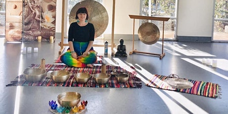July 2020 Dalyellup Sound Meditation with Singing Bowl Wellbeing tickets