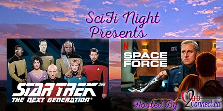 Thursday Singles Sci Fi Social Night - Join us [ONLINE] for Fun! tickets