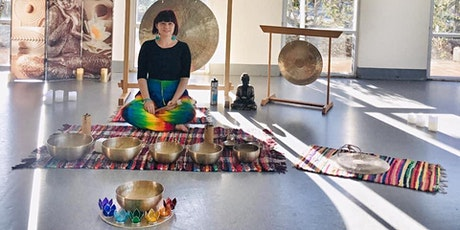 August 2020 Dalyellup Sound Meditation with Singing Bowl tickets