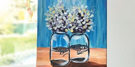 Paint and Sip Class: Heavenly Hydrangeas tickets