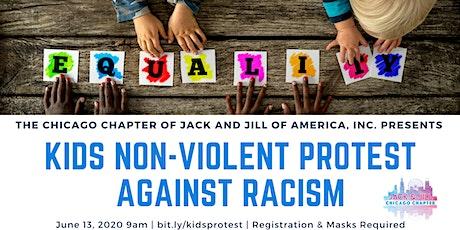 KIDS Non-violent Protest Against Racism tickets