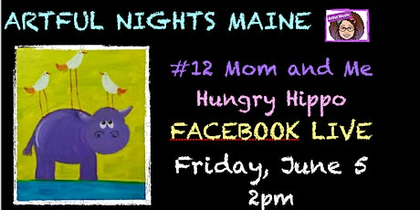 12th Mom and Me-Hungry Hippo tickets
