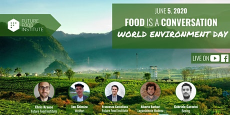 Food is a Conversation: World Environment Day tickets