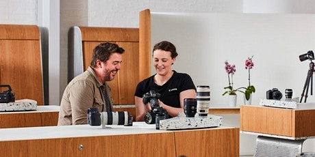 Private Photography Workshop with Canon Collective Ambassador Gemma Ortlipp tickets