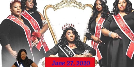 Northern Region of American Beauties National and Plus State Pageant tickets