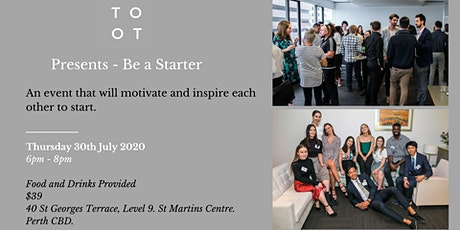 Totostips Presents - Be a Starter tickets