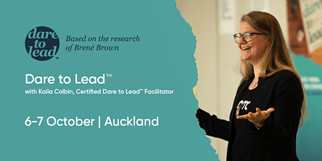 Dare To Lead™ | Auckland | 6-7 October 2020 tickets