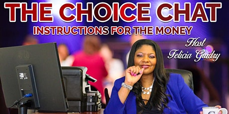 Power of Credit  The Choice Chat Credit and Money Talk tickets