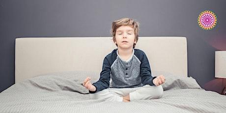 Online Winter Kids Yoga tickets