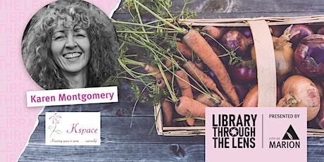 Library Through the Lens: Veggie Gardening for Dummies tickets
