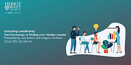 Unlocking Leadership: The Psychology of Finding your 'Hidden Leader' tickets