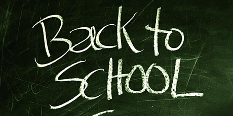 Back to School - Reopening party tickets