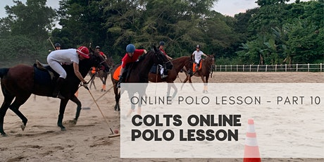 Colts Online Polo Lesson tickets