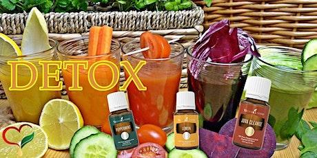Detoxprogramm für deine Leber Tickets