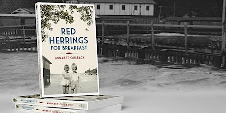 Book Signing with Annabet Ousback author of Red Herrings For Breakfast tickets