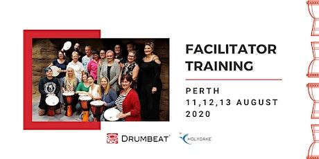 DRUMBEAT 3 Day Facilitator Training | Perth  tickets