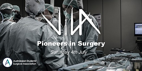 ViVA: Pioneers in Surgery tickets