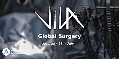 ViVA: Global Surgery tickets