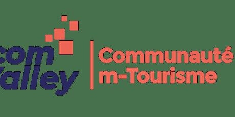 Communauté m-Tourisme - 15 Juin 2020 billets