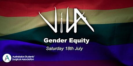 ViVA: Gender Equity tickets