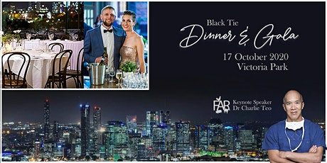 Black Tie Gala featuring Dr Charlie Teo tickets