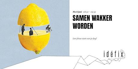 Samen Wakker Worden (online) tickets