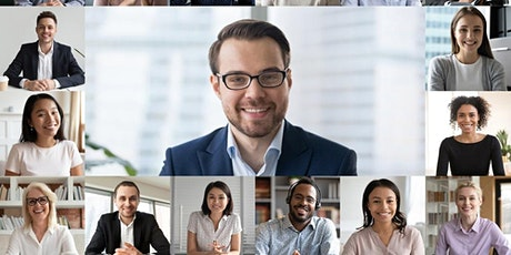 Houston   Virtual Speed Networking for Business Professionals tickets