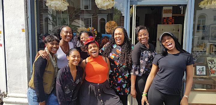 gldn purpose - black women connect (online) image