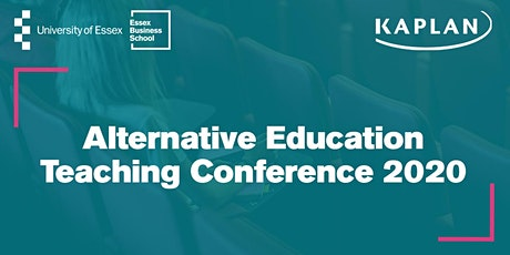Essex and  Kaplan Singapore Alternative Education Teaching Conference 2020 tickets