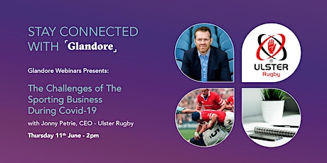 'The Challenges of The Sporting Business during Covid-19' with Jonny Petrie tickets