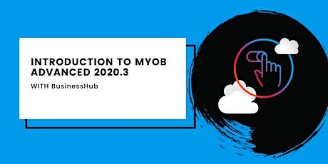 MYOB Advanced 2020.3: Finance & Payroll Enhancements tickets