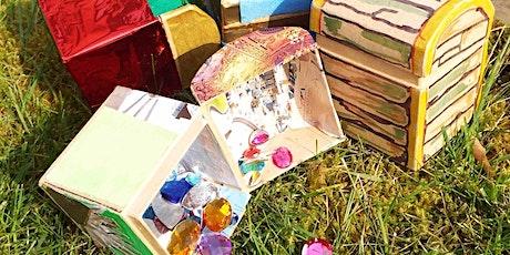 Tiny! Treasure Hunters tickets